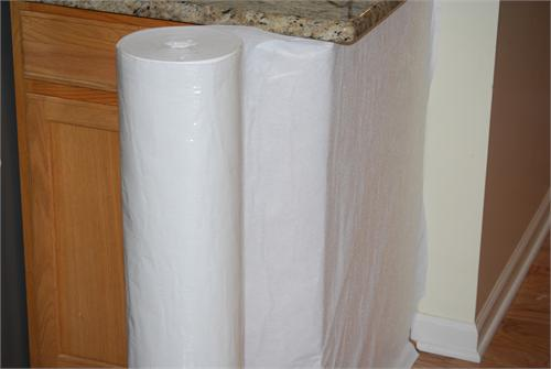Stick Guard Counter & Cabinet Protection