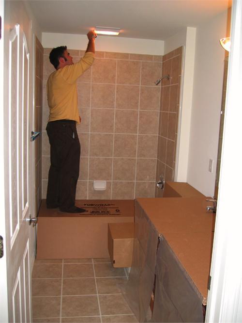 TubWrap - Bathtub Protection for Standard 5 Ft. Bathtub - 54\