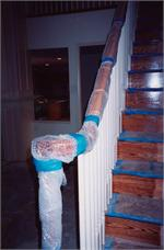 HandrailWrap - Handrail Protection - 1 roll 48